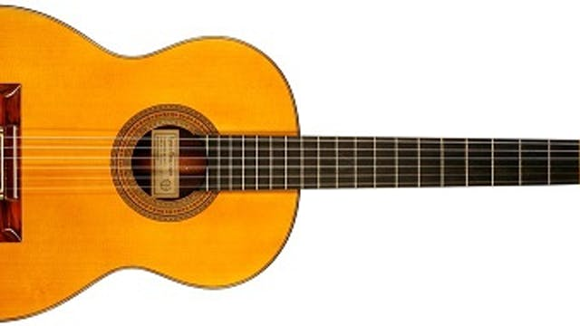 Beginner Guitar, Lesson 1 - Finger Picking