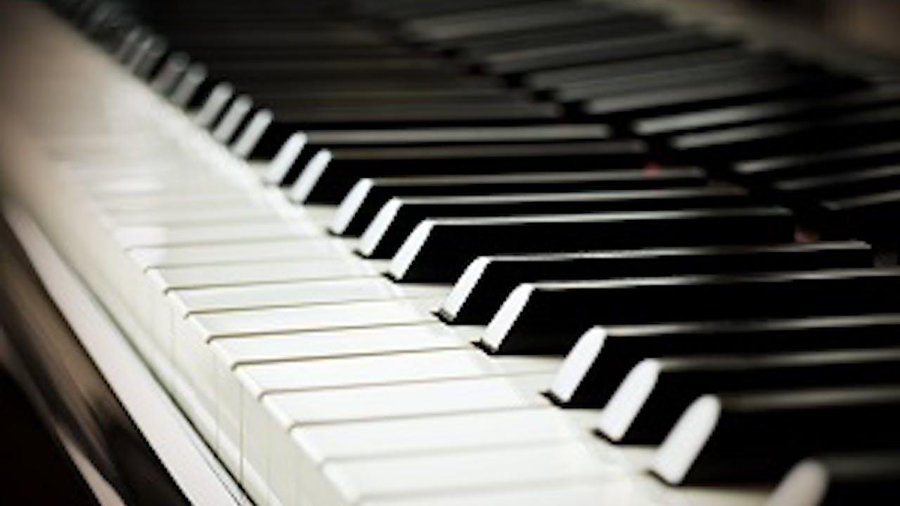Piano, Lesson 3 - Musical Intervals