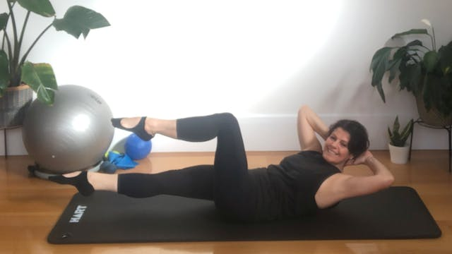 Pilates - Beginner to Intermediate