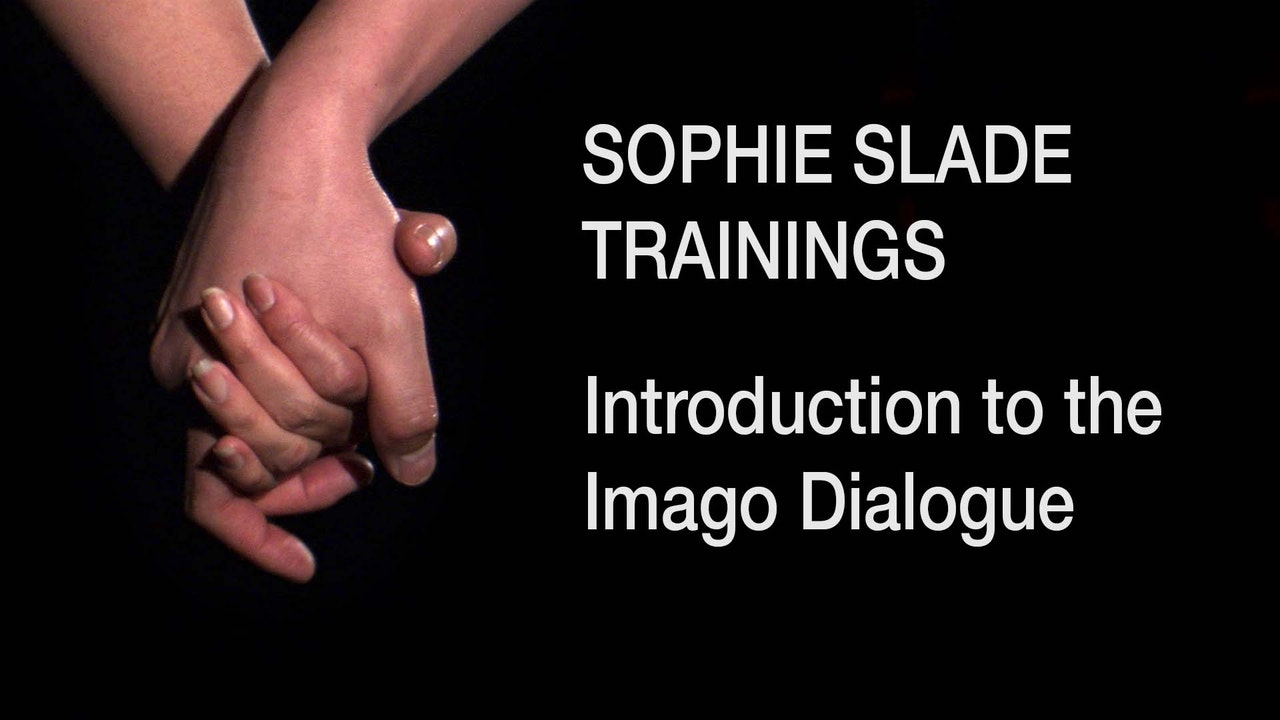 An introduction to the Imago Dialogue