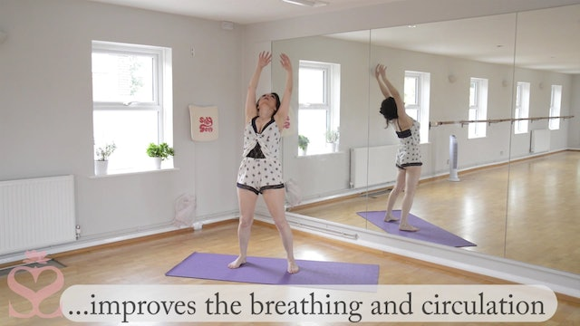 Standing: Flowing Yoga sequence