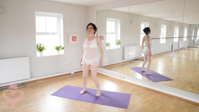 Trailer: Yoga 'Burn'. 3 part series for weight loss. Beginner Level