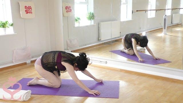 Yoga 'Burn' Beginners: Tone