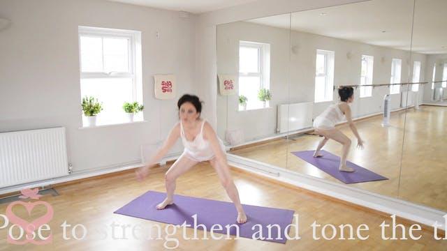 Yoga 'Burn' Beginners: Cleanse