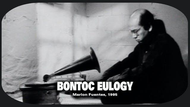 Bontoc Eulogy--$6