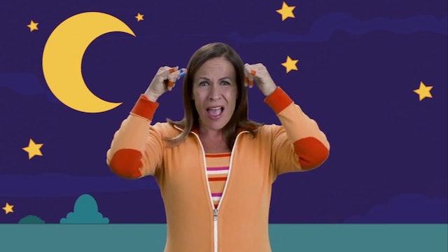 """Nursery Rhymes Rachel Demonstrates the Bridge of """"Hey Diddle Diddle"""""""