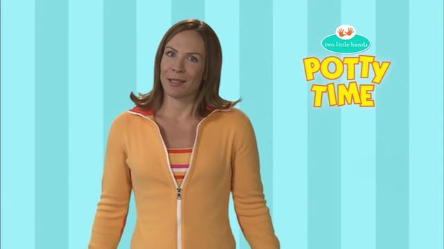 Potty Talk For Parents