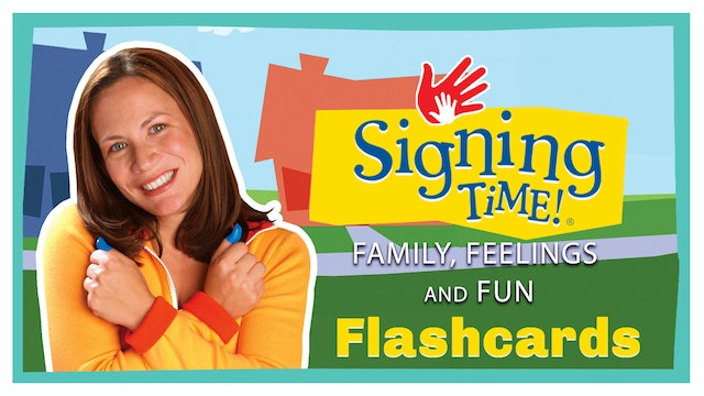 Family, Feelings and Fun Flashcards