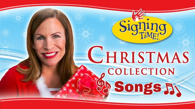 Signing Time Christmas Songs