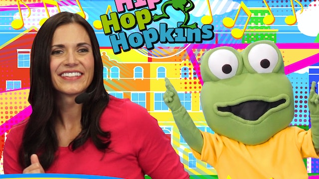 Hip Hop Hopkins with Laura