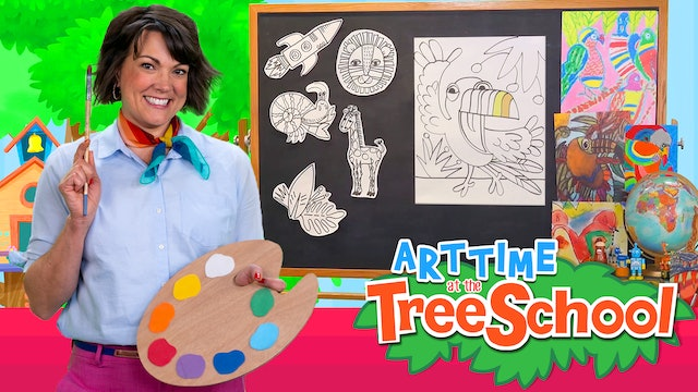 Art Time | How to Color