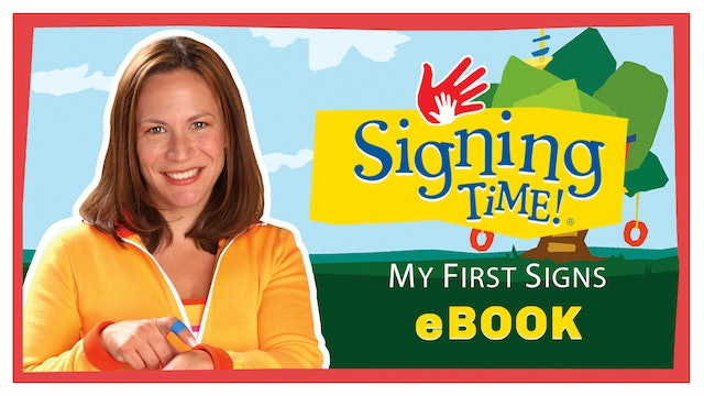 My First Signs eBook