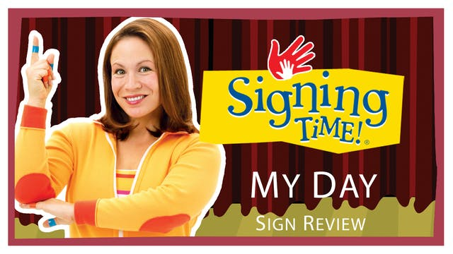 Signing Time Series One Episode 10 Si...