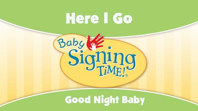 Good Night Baby Song