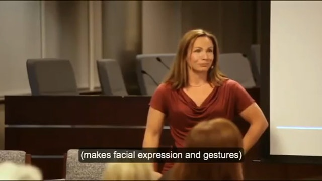 One Deaf Child- Presentation by Rachel Coleman