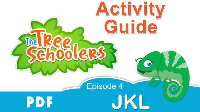 TreeSchoolers Phonetica JKL Activity Guide PDF