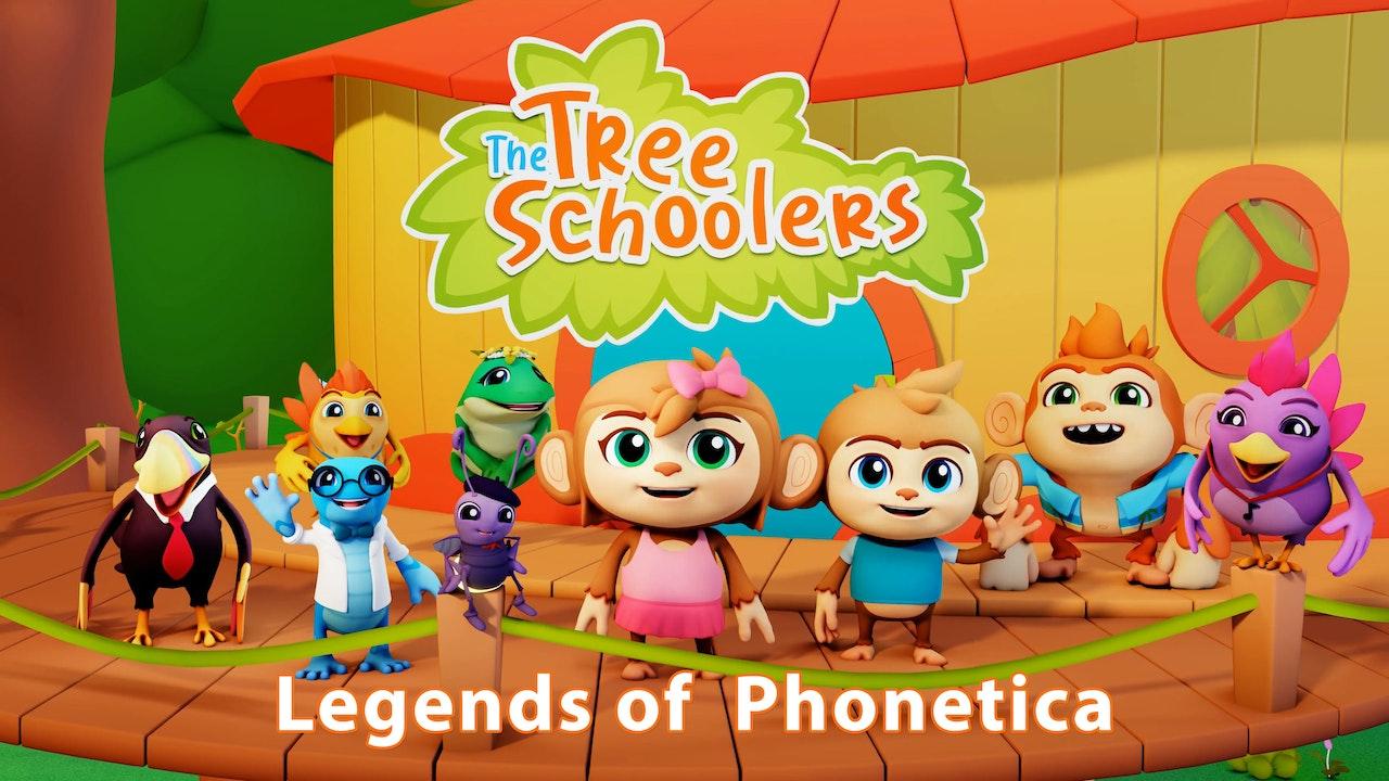 TreeSchoolers: The Legends of Phonetica