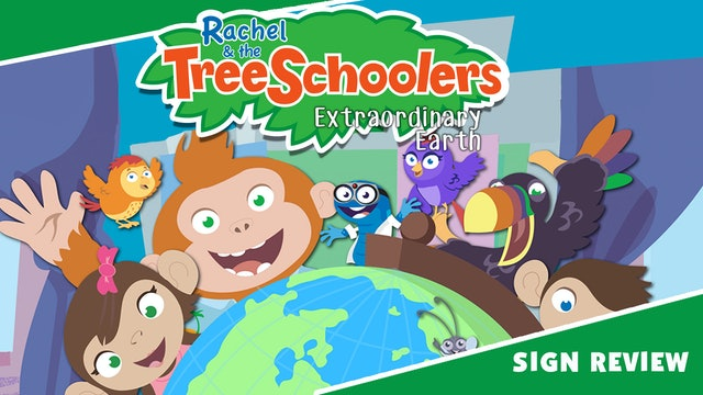 Rachel & the TreeSchoolers Extraordinary Earth Sign Review