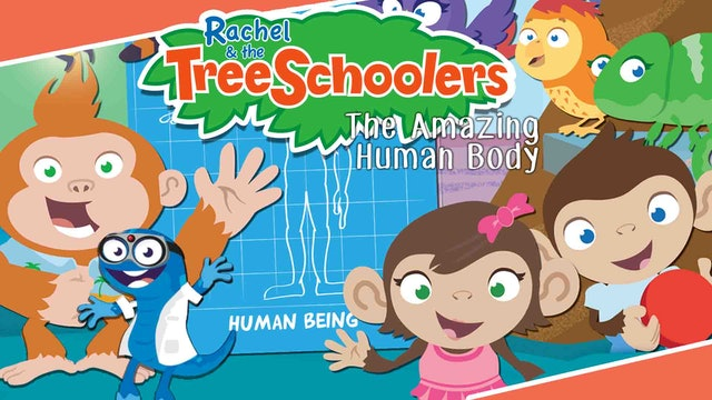 Rachel & the TreeSchoolers - Humans Are Incredible