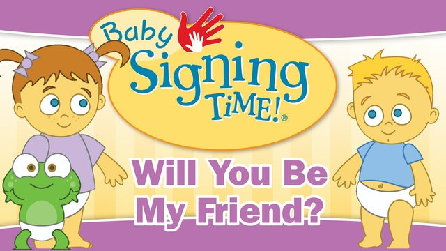 Will You Be My Friend? eBook