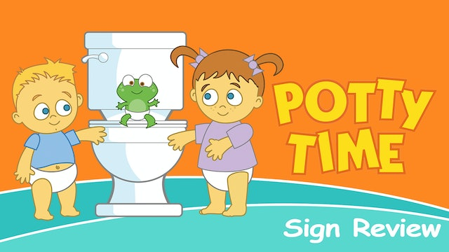 Potty Time Sign Review