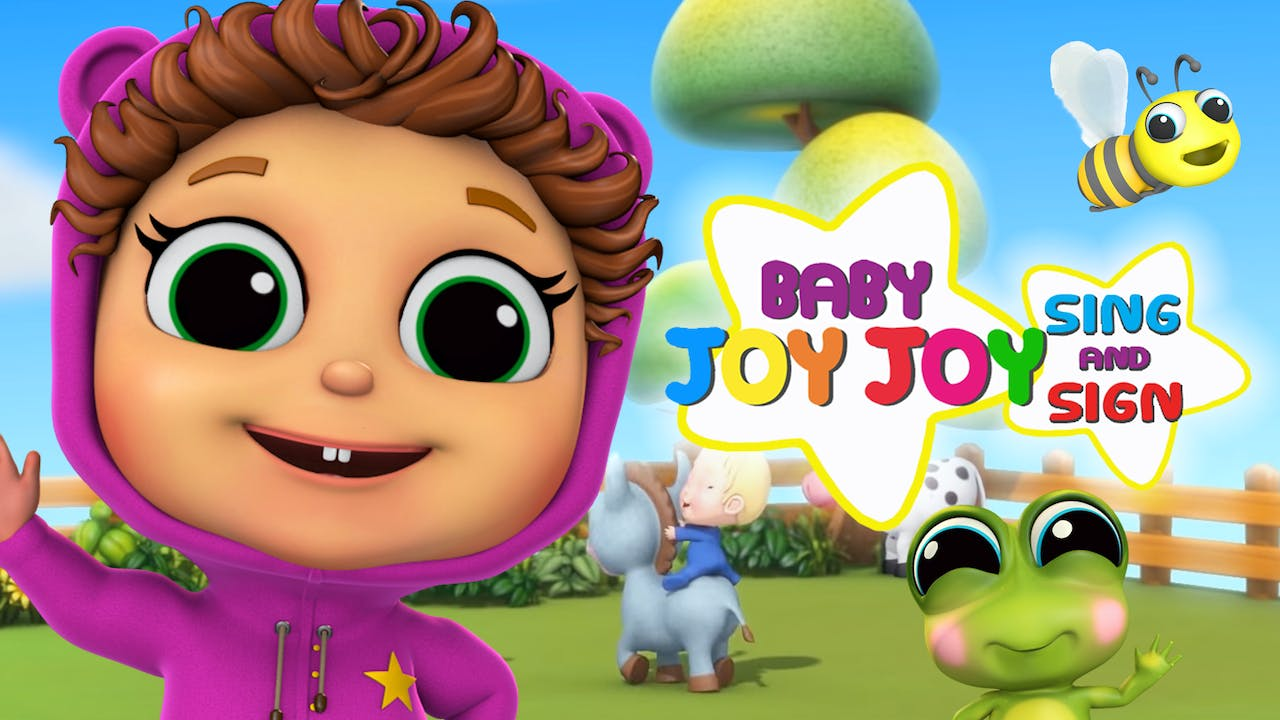 Baby Joy Joy Sing & Sign Collection
