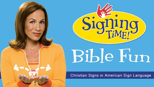 Bible Fun ASL Sign
