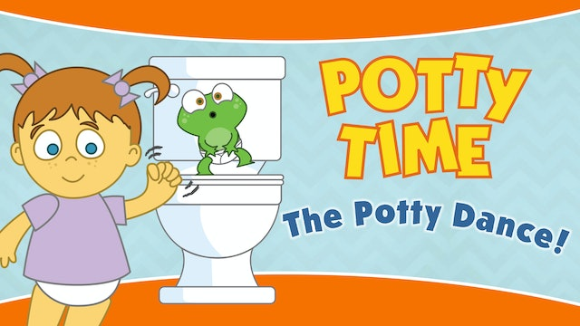Potty Dance eBook