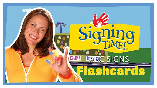 ABC Signs Flashcards