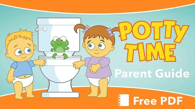 Potty Time Parent Guide PDF