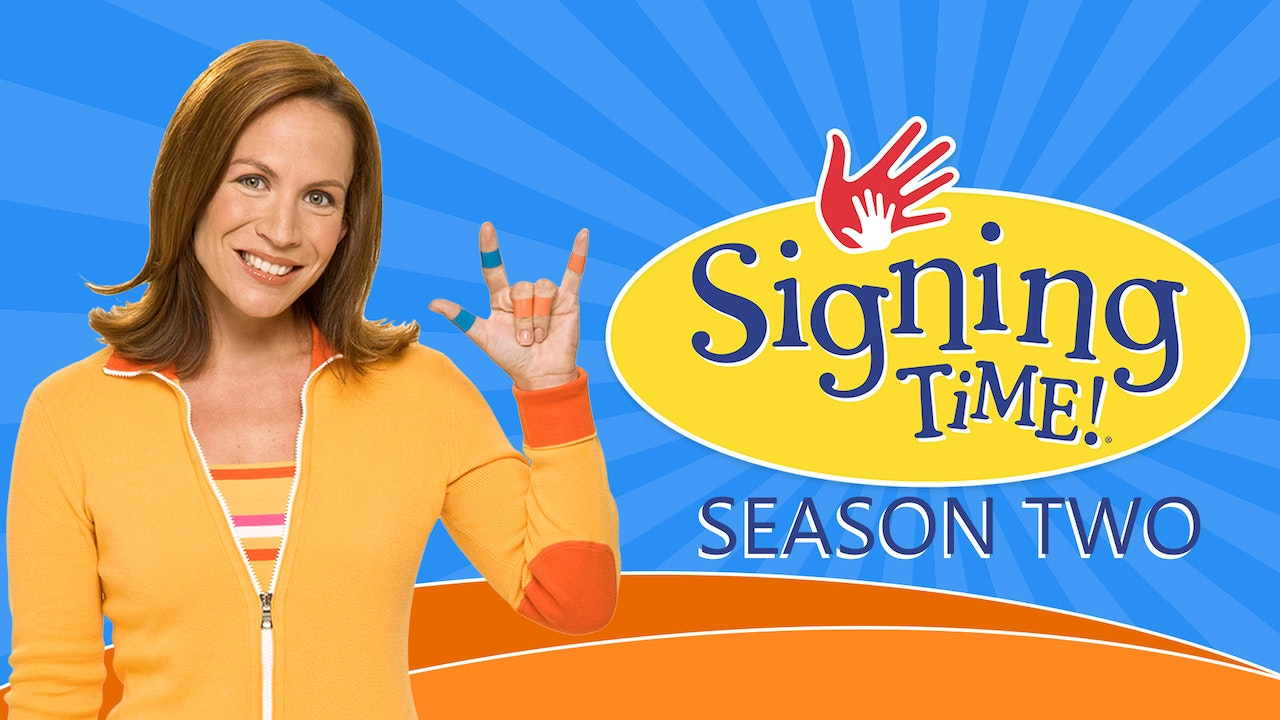 Signing Time Classic Season Two