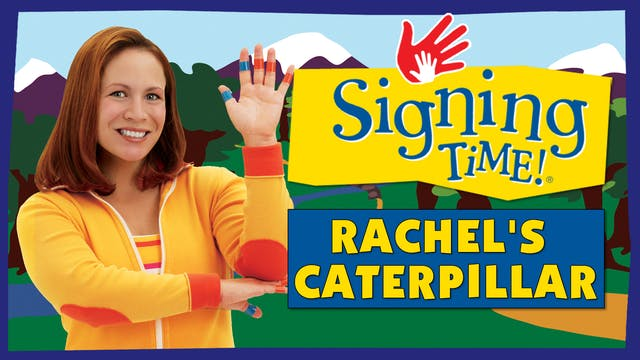 Rachel's Caterpillar from The Great O...