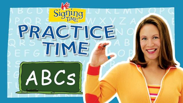 Practice Time ABC