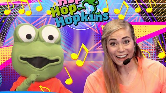 Hip Hop Hopkins with Bayli