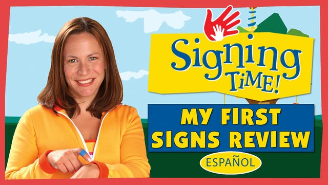 My First Signs (Spanish)