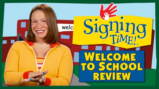 Signing Time Series One Vol 13 Sign Review