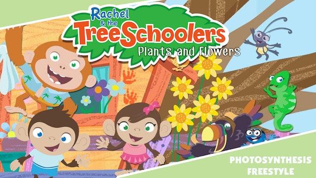 Rachel & the TreeSchoolers Freestyle