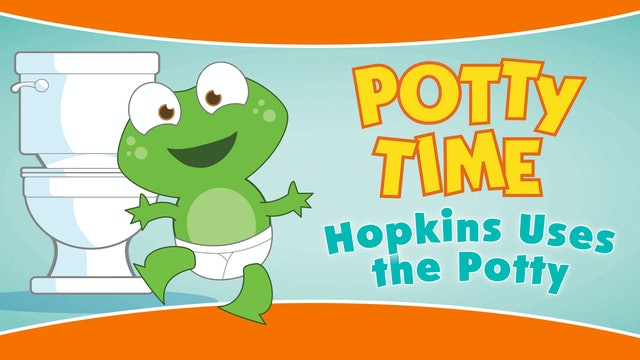 Hopkins Uses The Potty eBook