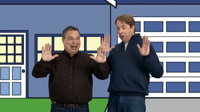 Sign It ASL Video Lesson 6: Neighbors