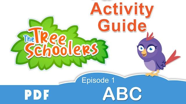 TreeSchoolers Phonetica ABC Activity Guide PDF