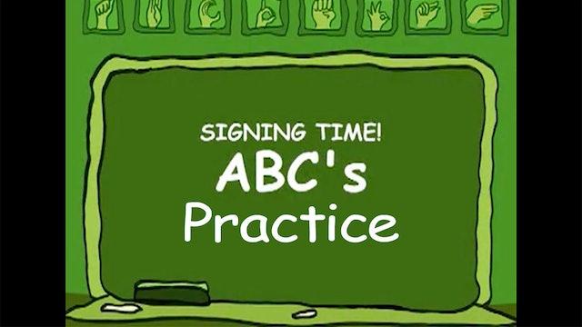 ASL Tips: Manual Alphabet