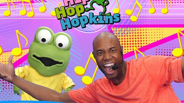 Hip Hop Hopkins with J Boom