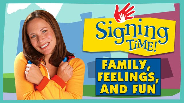 Family, Feelings, and Fun Bonus Signs