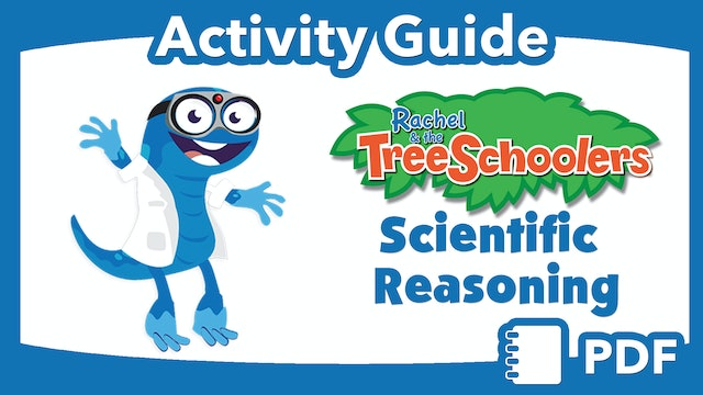 TreeSchoolers: Scientific Reasoning PDF Activity Guide