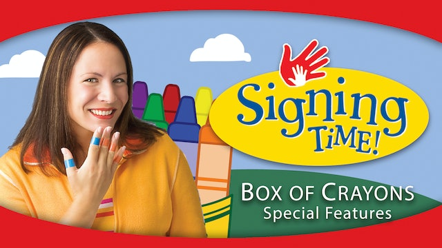 Box of Crayons: Special Features