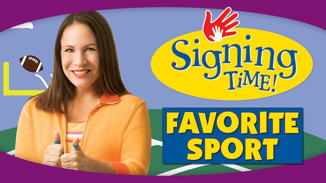 My Favorite Sport - Special Feature - More Sports