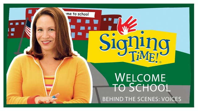 Welcome to School Behind the Scenes: ...