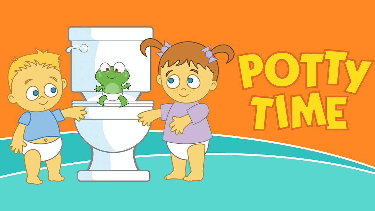 Potty Time Complete Collection