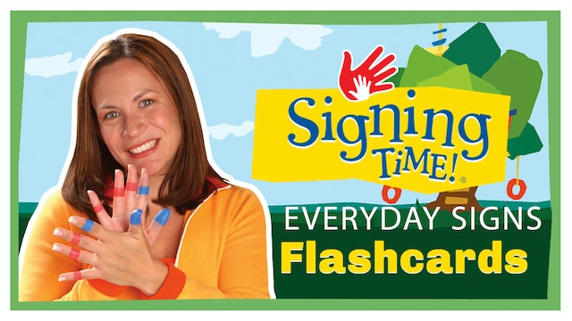 Everyday Signs Flashcards