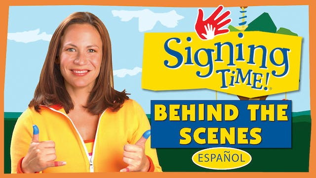 Playtime Signs - (Spanish)